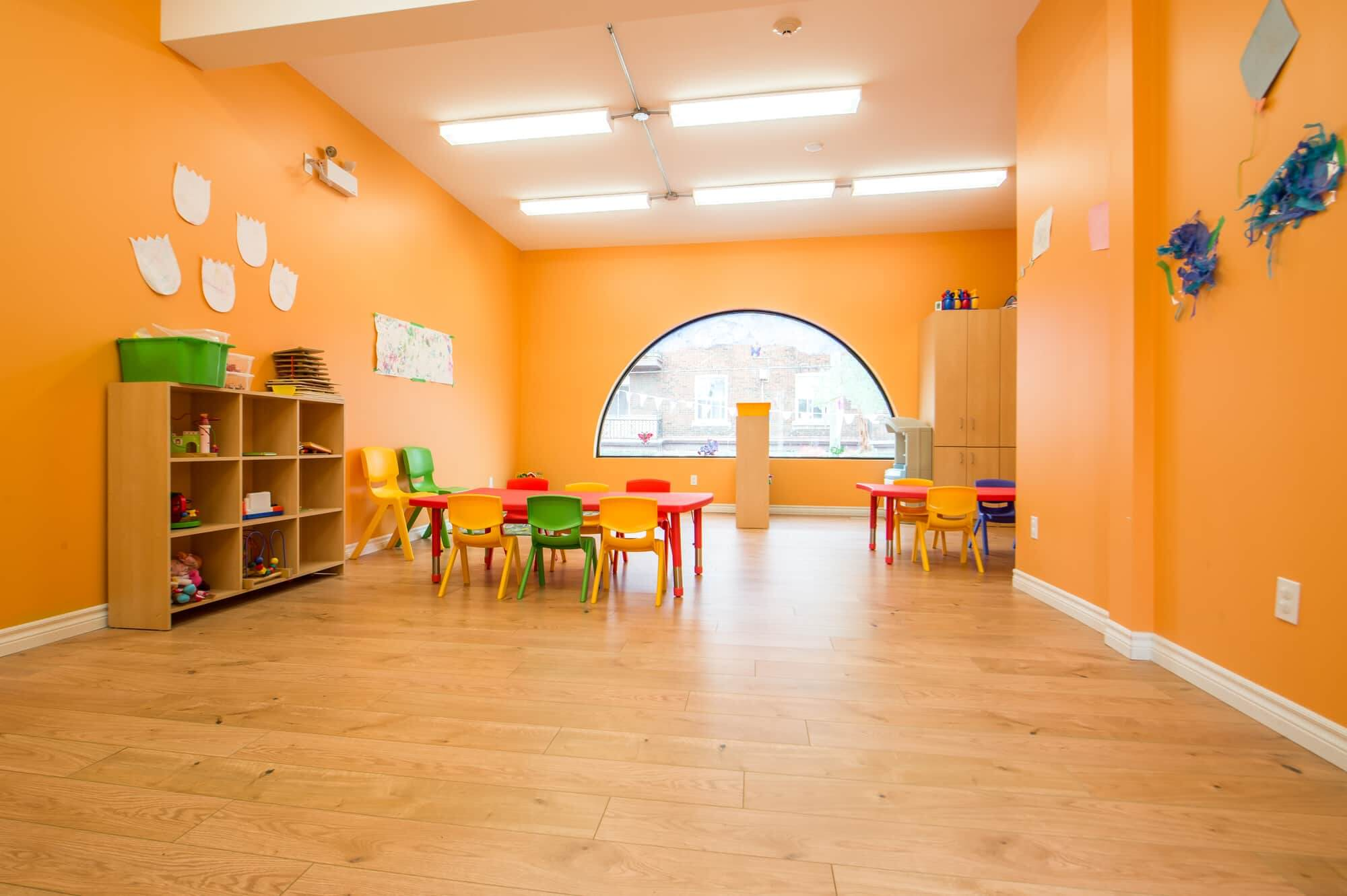 kindergarten renovation montreal