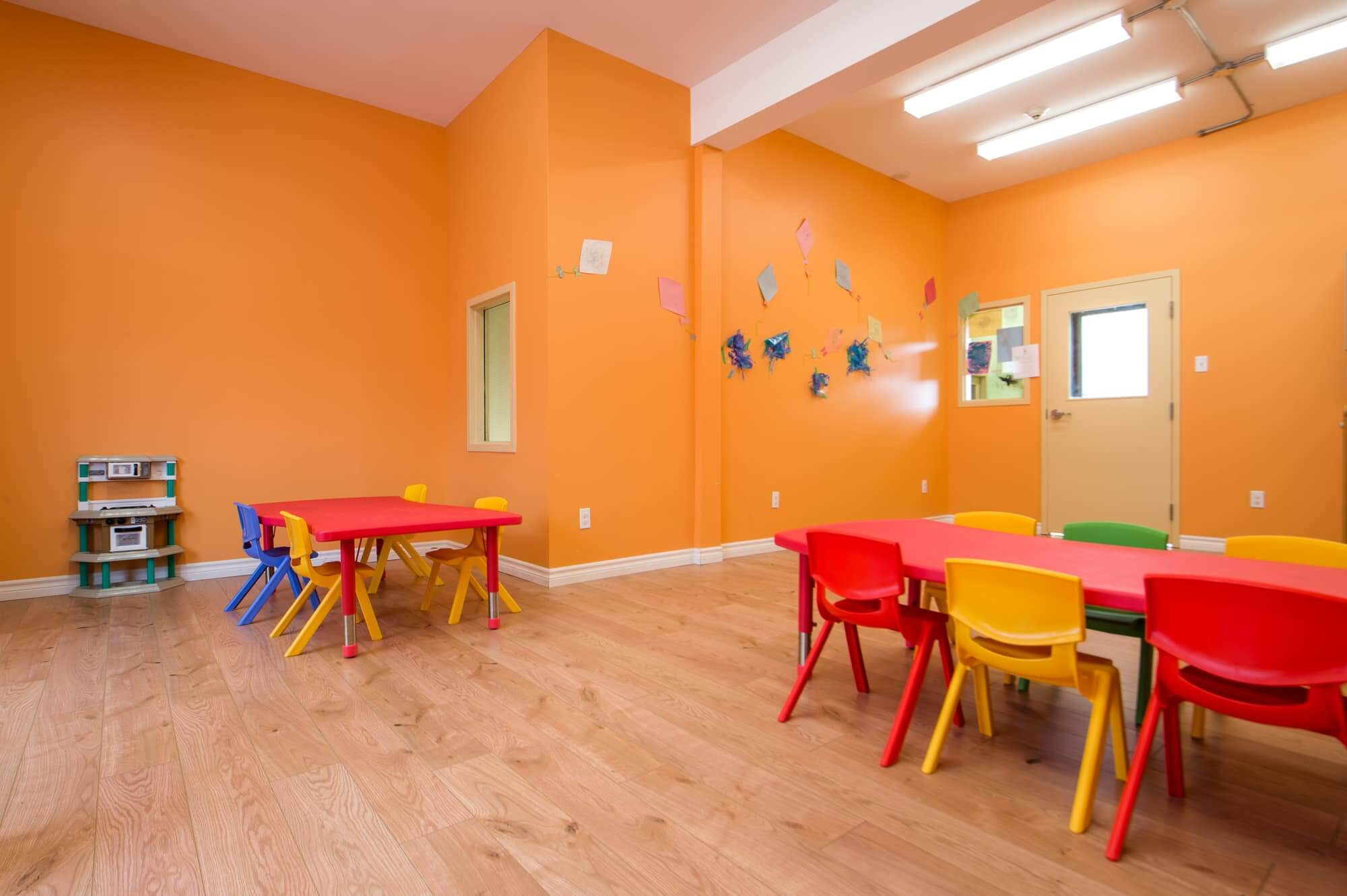 kindergarten renovation in montreal
