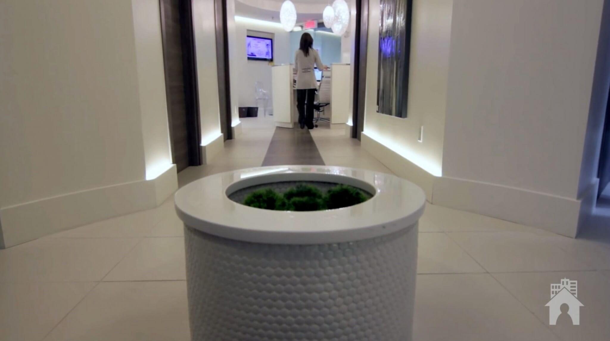 design ideas spa center