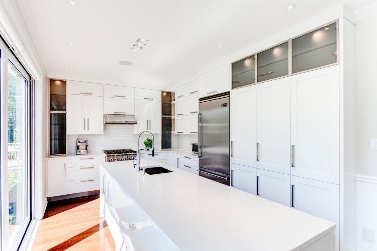 contractor modern kitchen