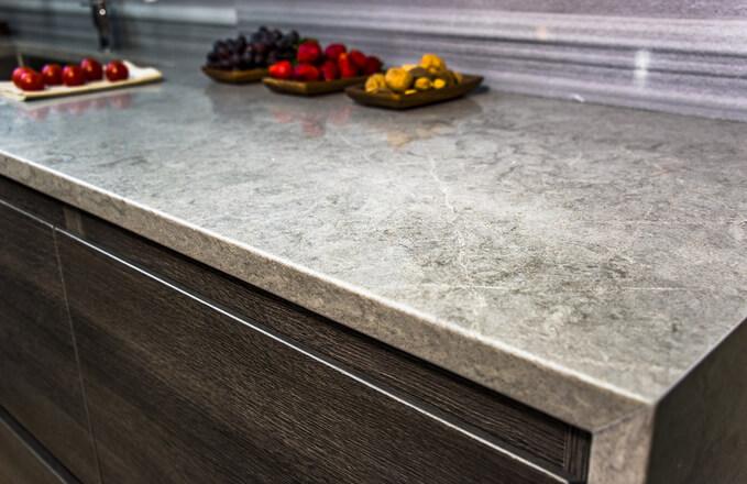 Comptoir moderne en granite