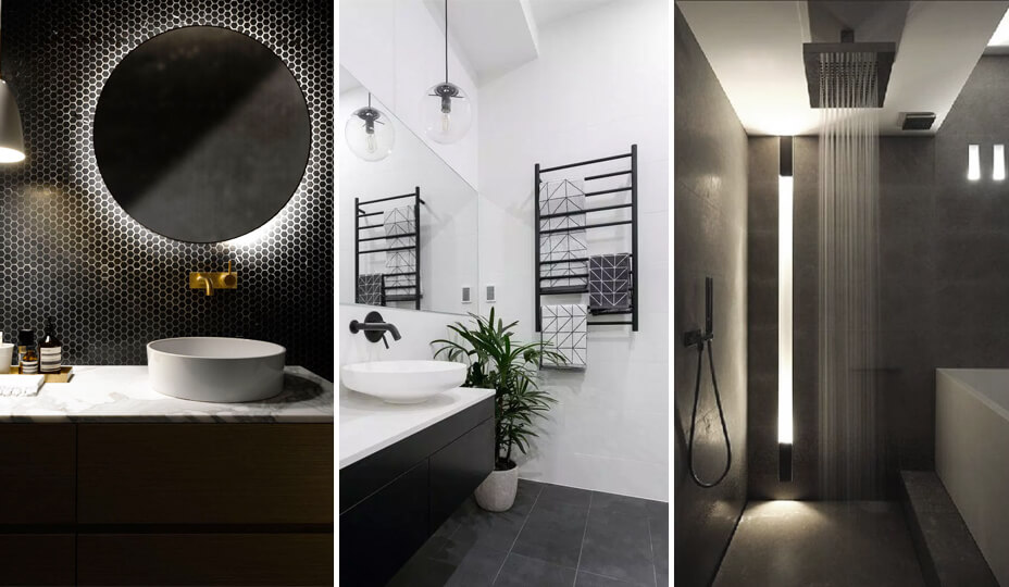awesome salle de bain designe gallery awesome interior home satellite. Black Bedroom Furniture Sets. Home Design Ideas