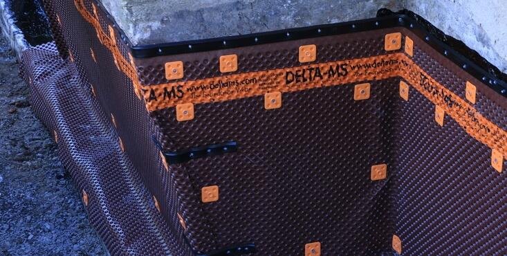 membrane imperméable