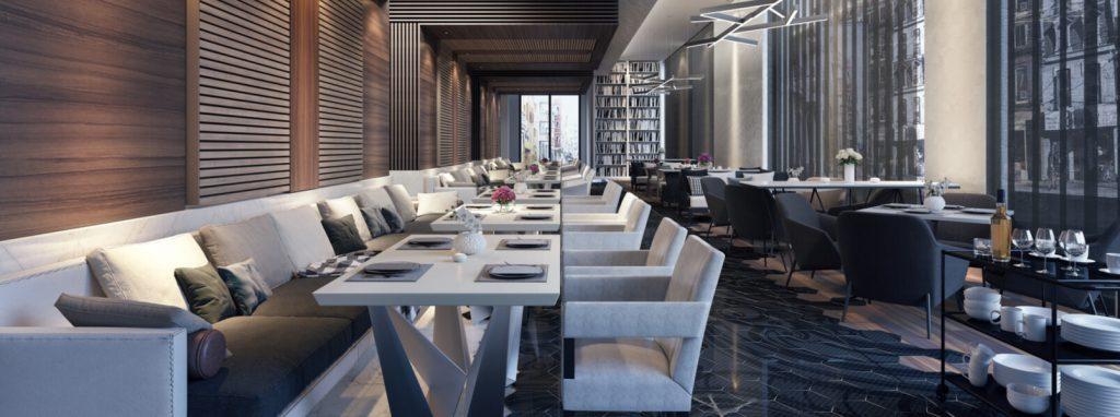 5 des plus beaux aménagements de restaurants