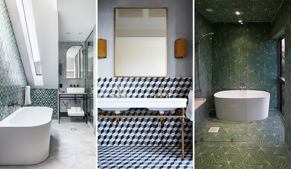 Top Ten 2019 Bathroom Trends to look out for according to Experts Cool Bathroom Tile Designs on cool masonry designs, cool bathroom colors, cool bathroom shower tile, cool bathroom cabinets, cool bathroom art, cool bathroom subway tile, cool floor tile, cool bathroom wall, cool wood designs, cool bathroom remodel, cool small bathroom, cool bathroom mosaic tile, cool kitchen tile, cool contemporary bathroom design, cool bathroom murals, cool modern bathrooms, cool bathroom carpet, cool ceramic tiles, cool drywall designs, cool bathroom flooring,