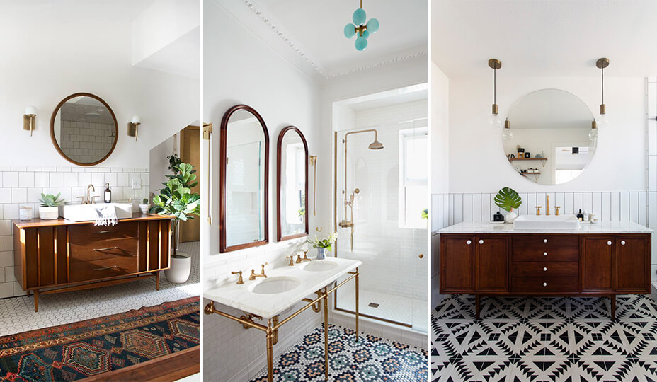 top ten 2019 bathroom trends to look out for according to experts. Black Bedroom Furniture Sets. Home Design Ideas