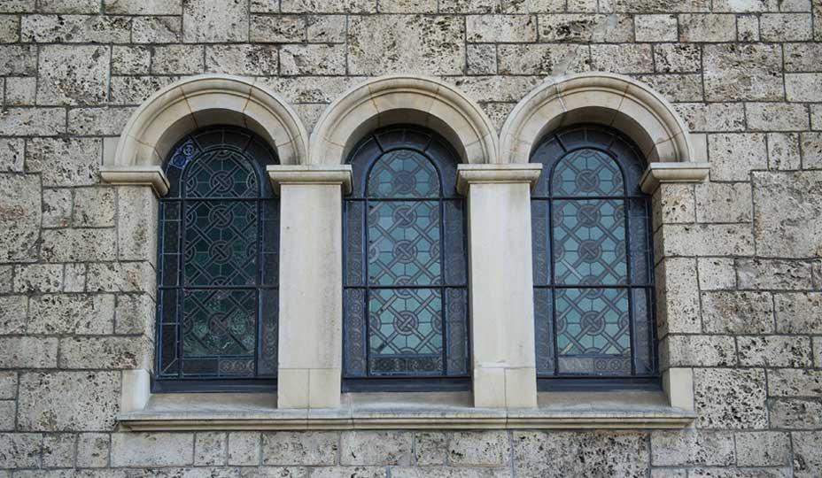 Restauration de pierre sur maison patrimoniale