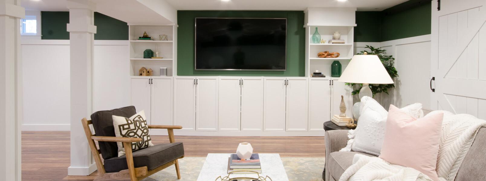 insonorisation du plafond du sous sol pour un bachelor. Black Bedroom Furniture Sets. Home Design Ideas