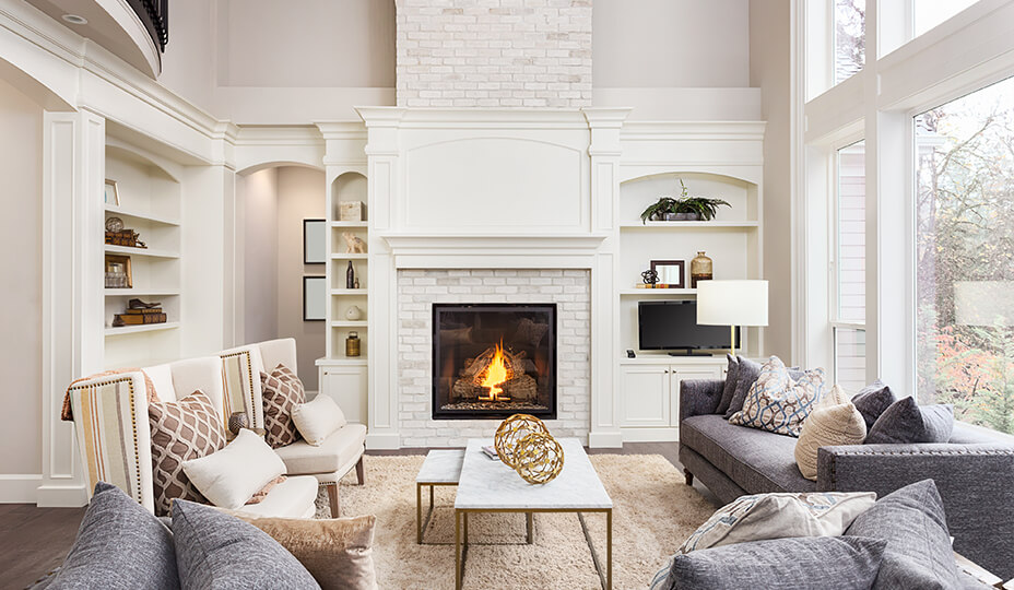 living-room-with-chimney