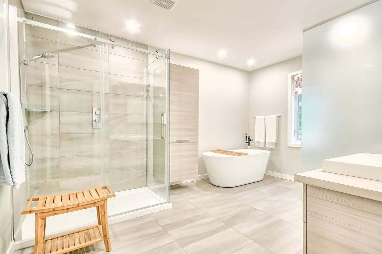 Thibault   Salle de bain