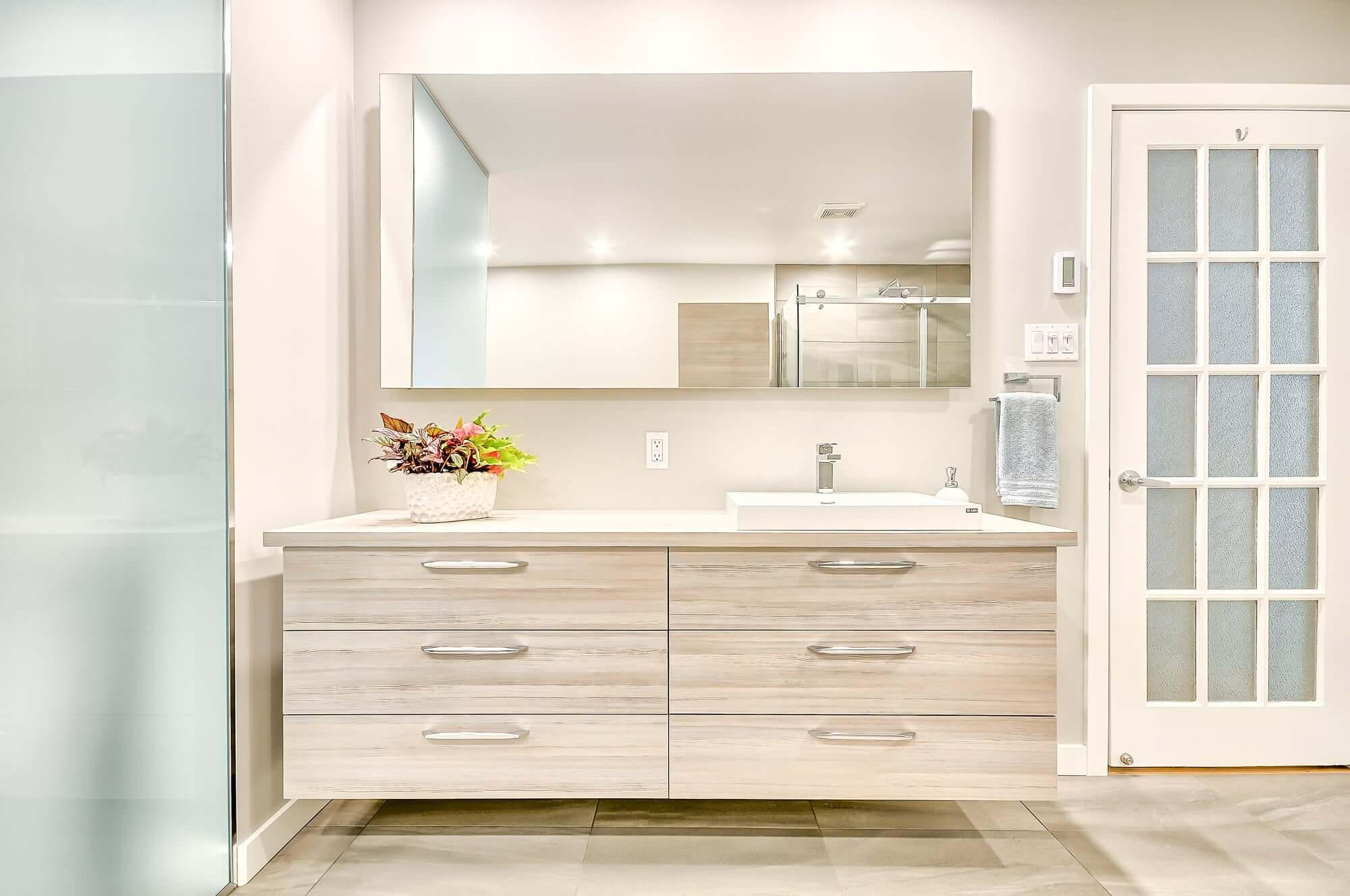 vanité-salle-de-bain
