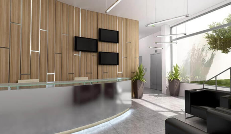 Modern look office