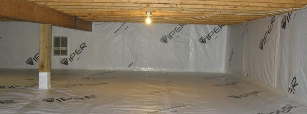 Crawl Space Humidity: Preventing & Eliminating It