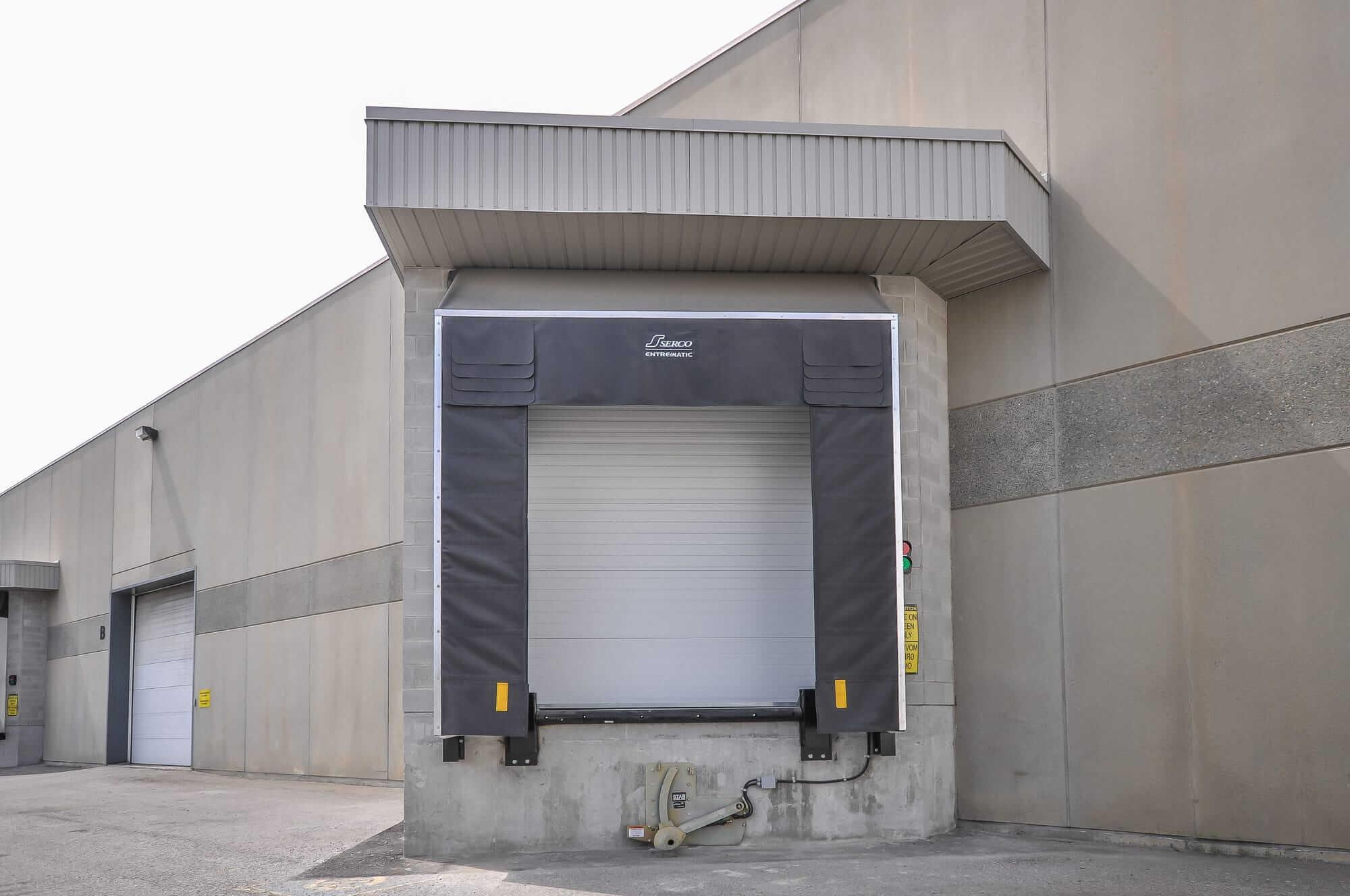 loading bay doors