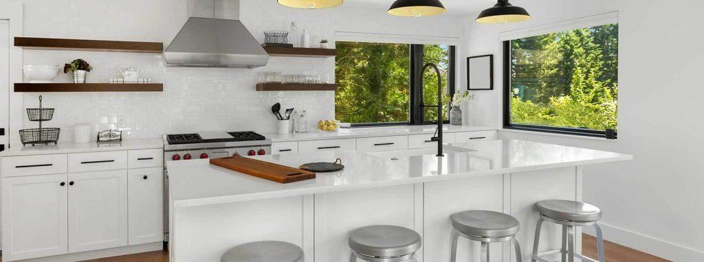Designs de cuisine – 50 cuisines de rêve
