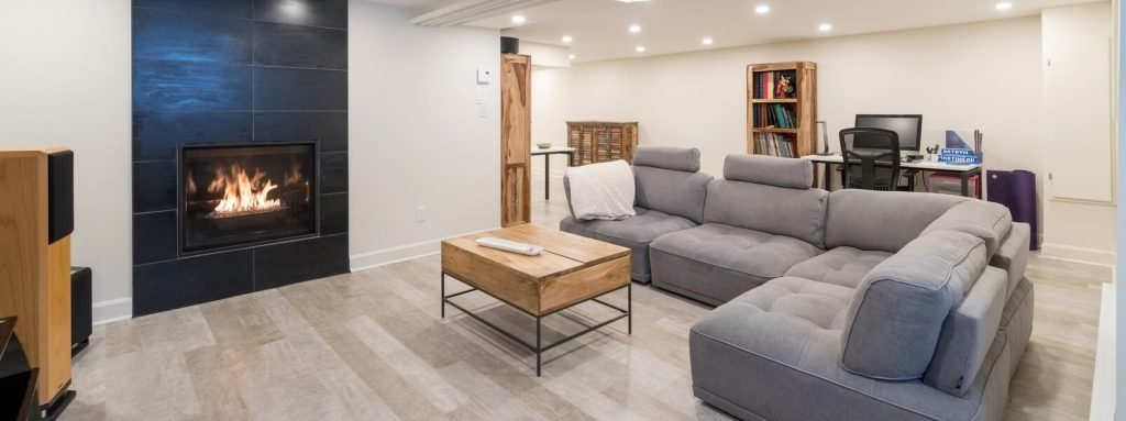 Quel est le prix d'une finition de sous-sol en 2021?
