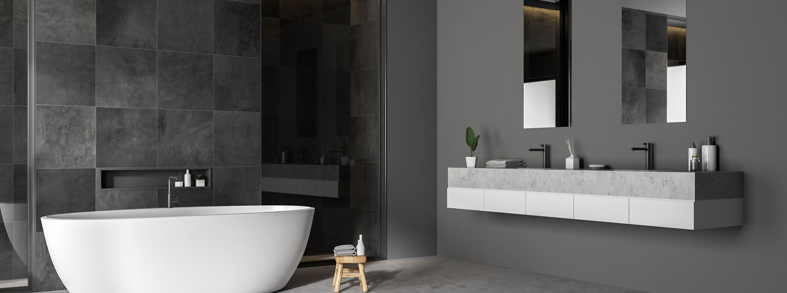 10 Bathroom Trends to Look Out For As 2020 Approaches on zen master bathrooms, zen themed bathrooms, zen color scheme ideas, calming bedroom paint colors, zen garden, cream cabinets with taupe paint colors, zen room, zen bath, spa paint colors, zen inspiration,
