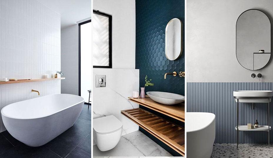 Les 10 tendances salles de bain les plus prometteuses pour 2020