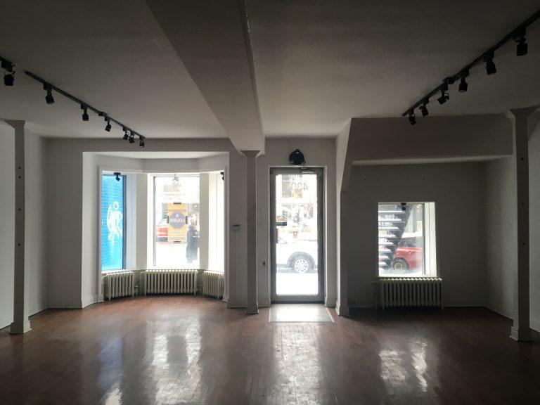 Code & Café   Commercial Renovation