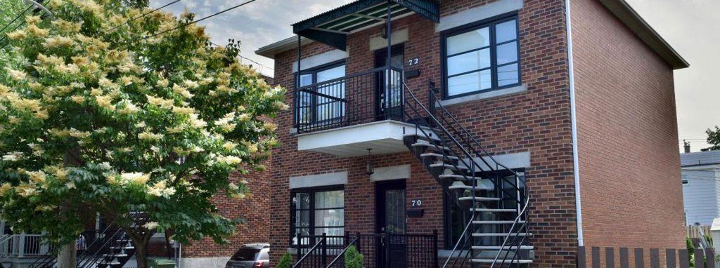 Convertir un immeuble à logements en maison unifamiliale