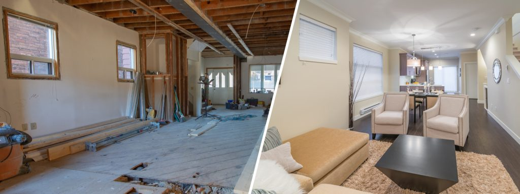 Devriez-vous faire une rénovation complète?