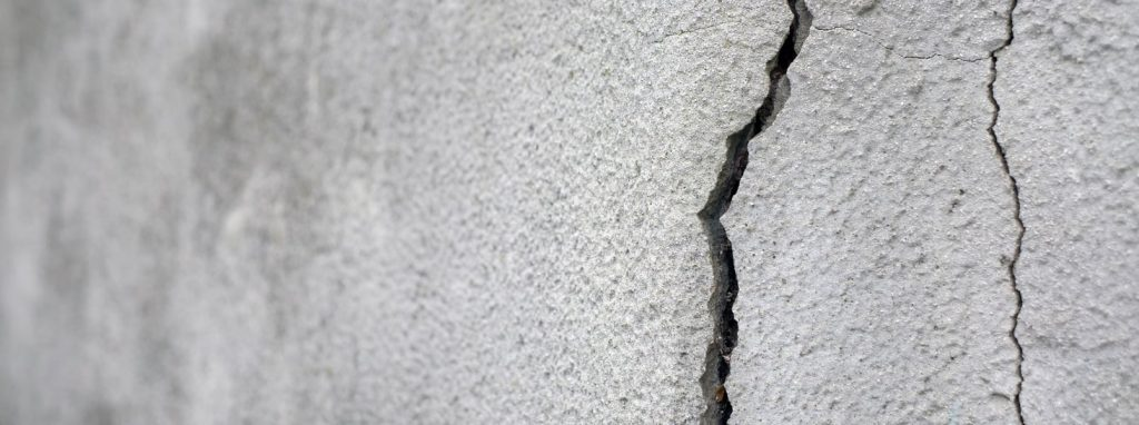 Fissure de fondation: agir rapidement pour éviter les complications