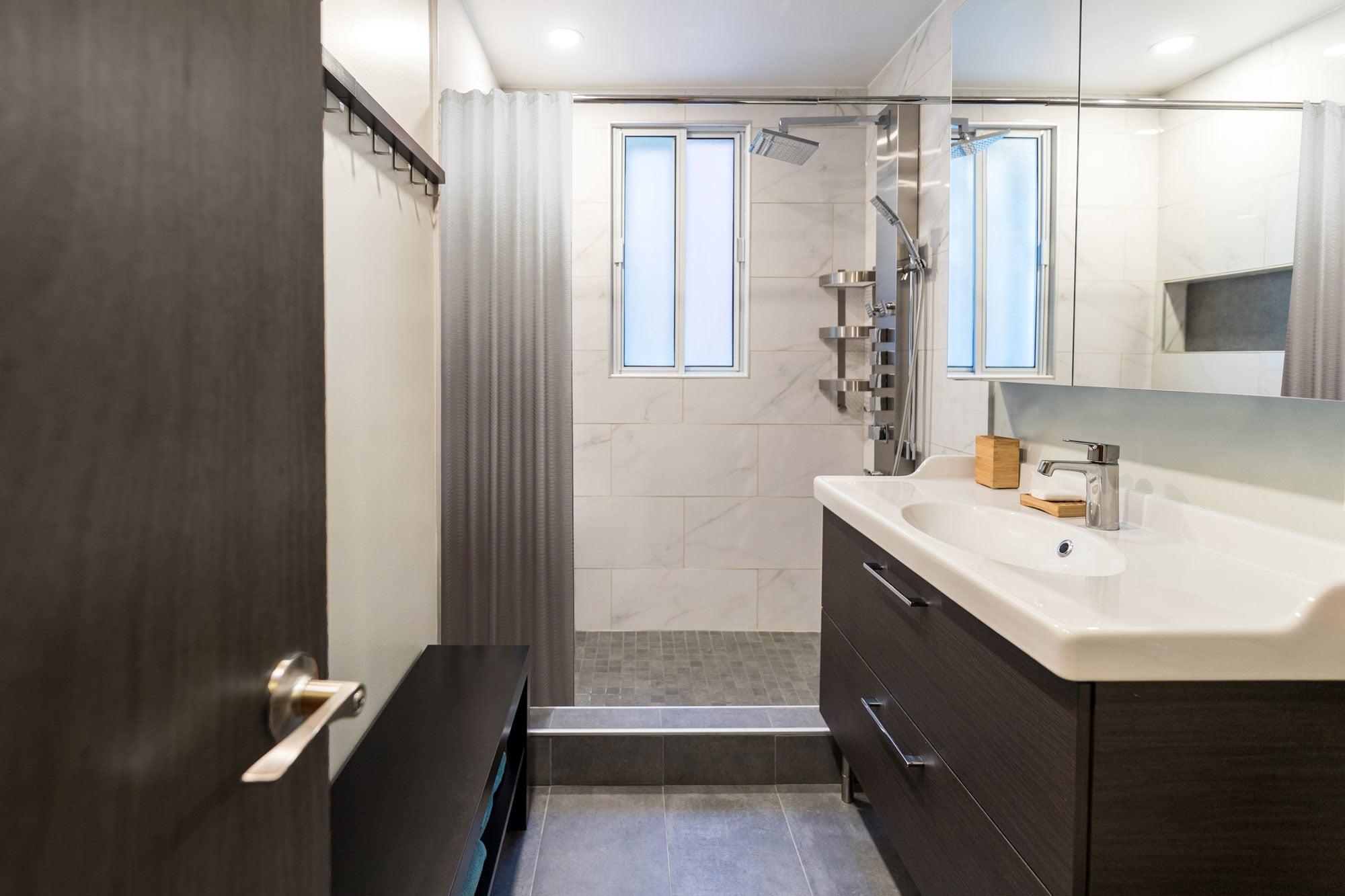 idée petite salle de bain
