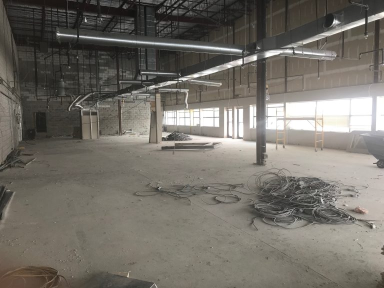 Leader in Seamless Payment Solutions   Office & Warehouse Renovation
