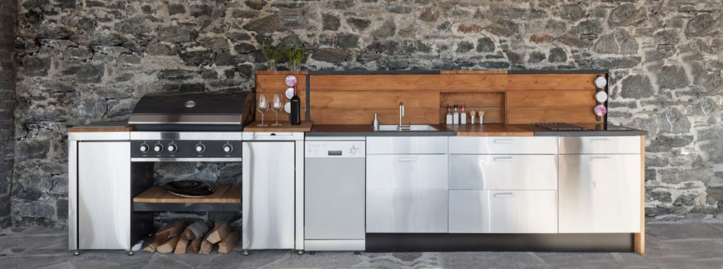 Outdoor Kitchen: 7 Tips For A Great Space