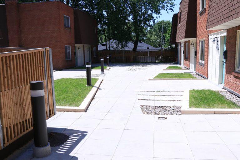 Place Bélair | Co-Property Terrace Rebuild & Reinforcements