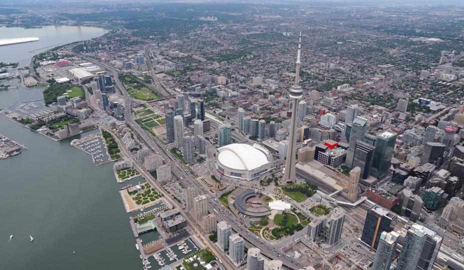 toronto-city-aerial-view