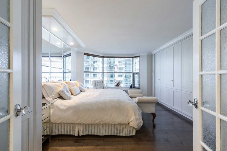McDuff | Master Bedroom Custom Built-In Storage