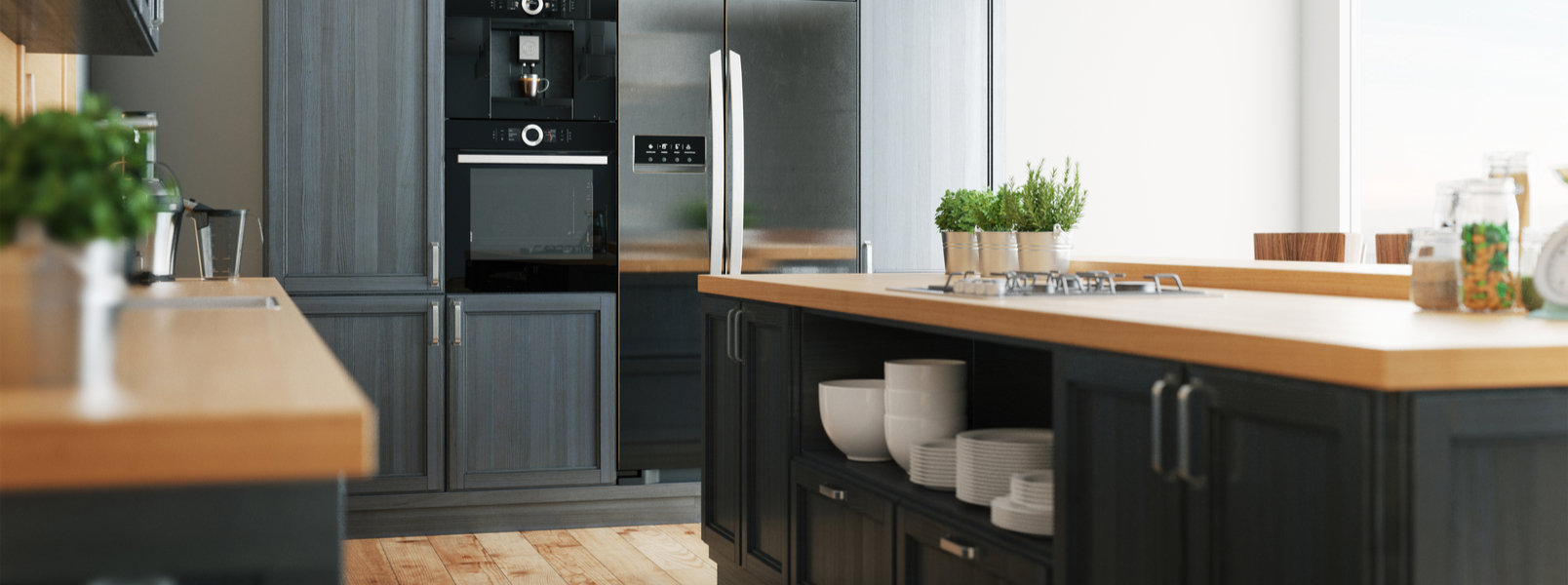 Types Of Kitchen Cabinets Beloved Materials And Their Prices
