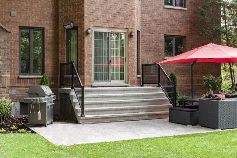 Crerar | Balcon et terrasse en béton