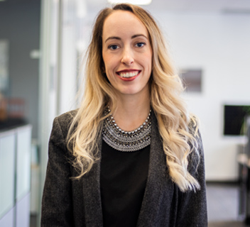 Content Manager Trecy Robidoux Martel