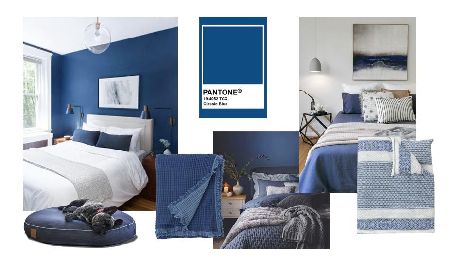 couleur pantone chambre