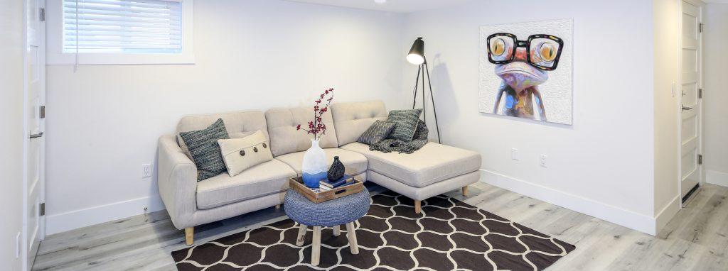 10 Trucs pour économiser sur votre rénovation de sous-sol