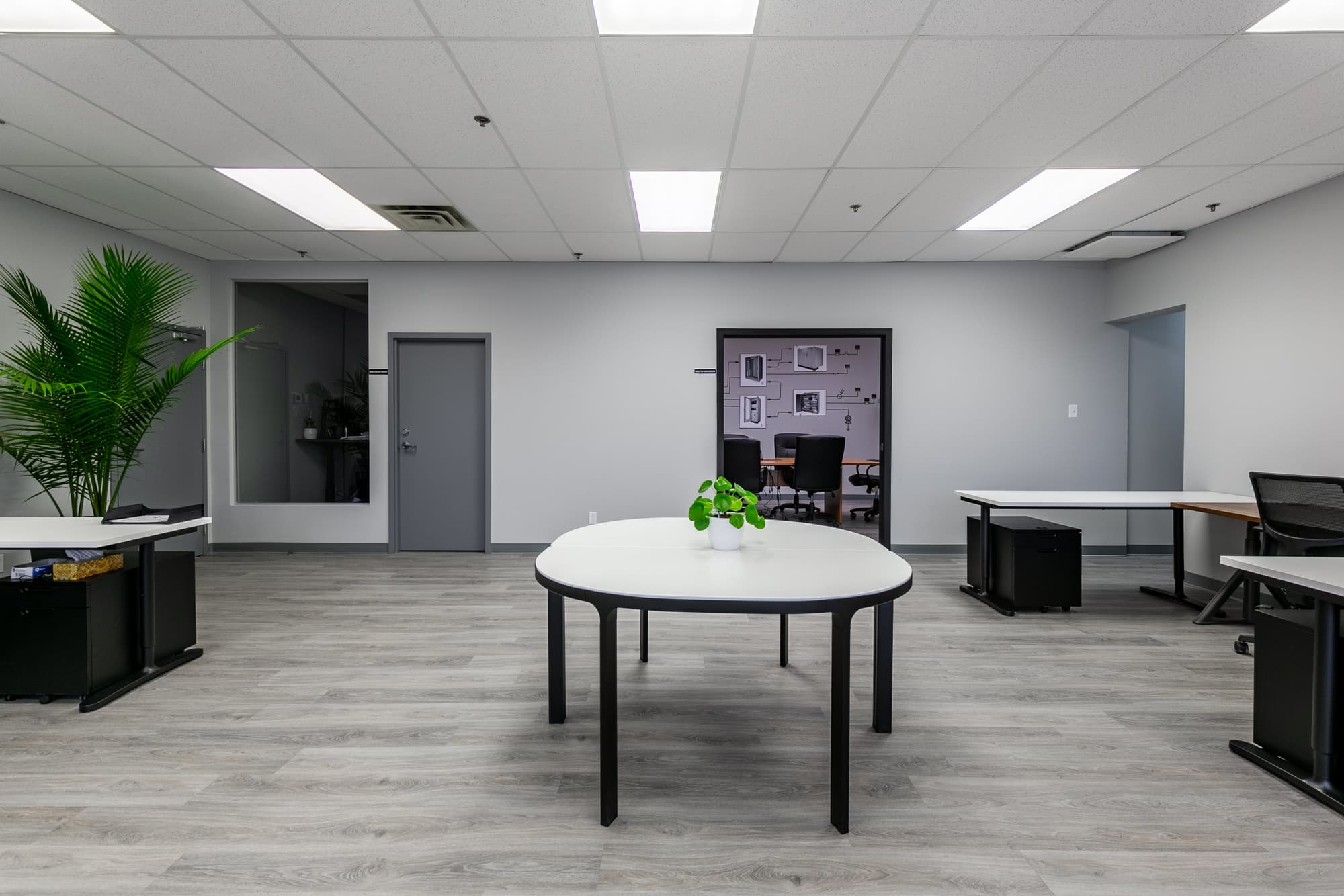 office furniture with tables