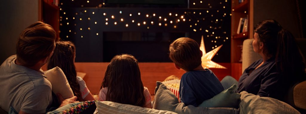 How To Renovate Your Home Theatre For The Perfect Movie Night