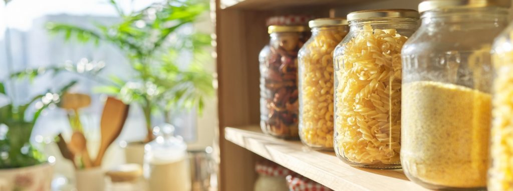 The ABCs of an Organized Pantry