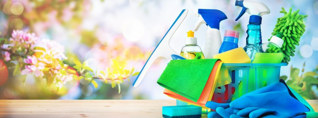5 Steps for an Quick and Efficient Spring Cleaning