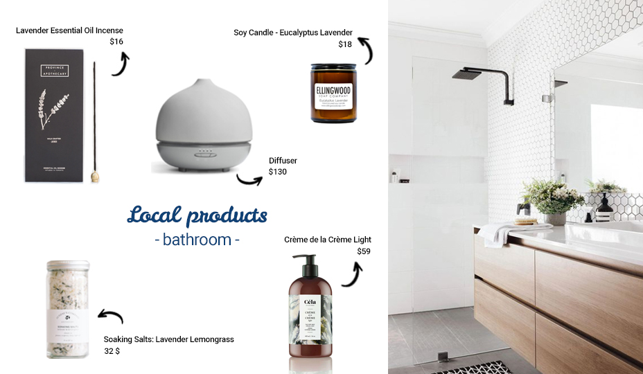 canadian products for the bathroom