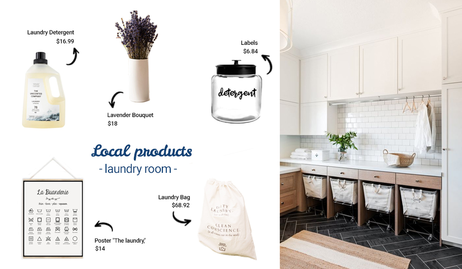 ontario products for the laundry room
