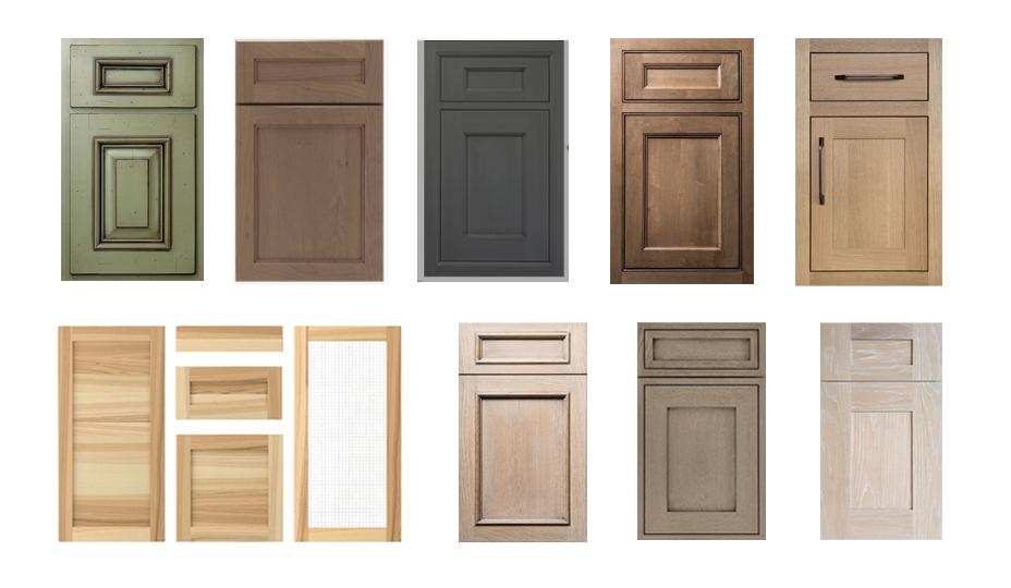 armoire rustique en bois