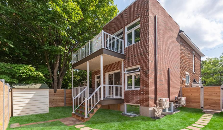 home addition 2 storeys
