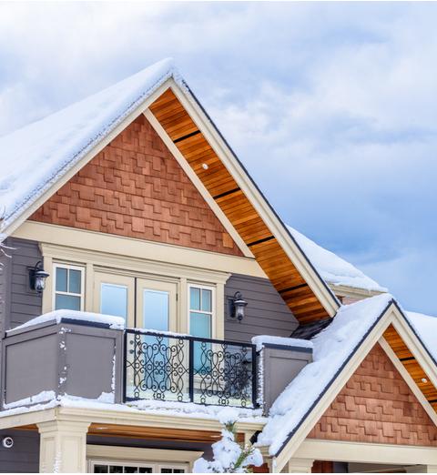 Préparer sa maison pour l'hiver: quoi vérifier