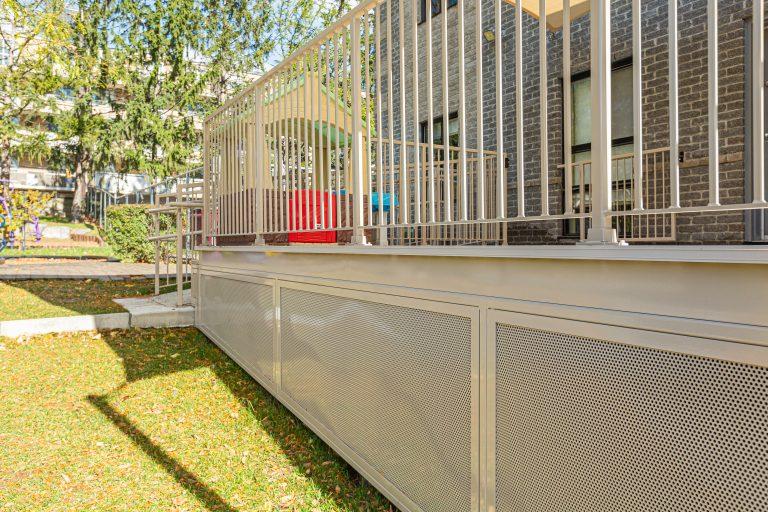 CPE Jardin des Frimousses | Terrasse