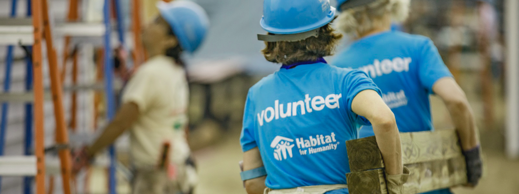 RenoAssistance Joined Forces With Habitat for Humanityin Support of Affordable Housing