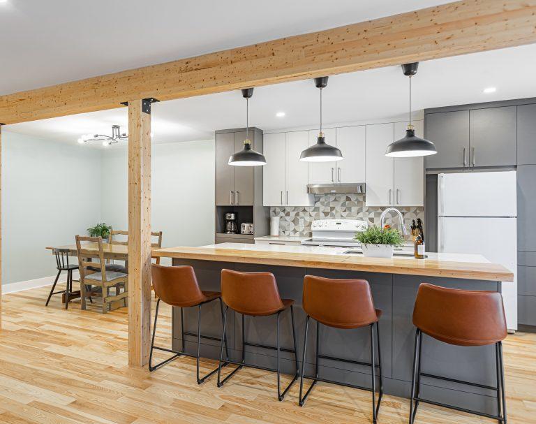 Sauvé | Open Space Kitchen