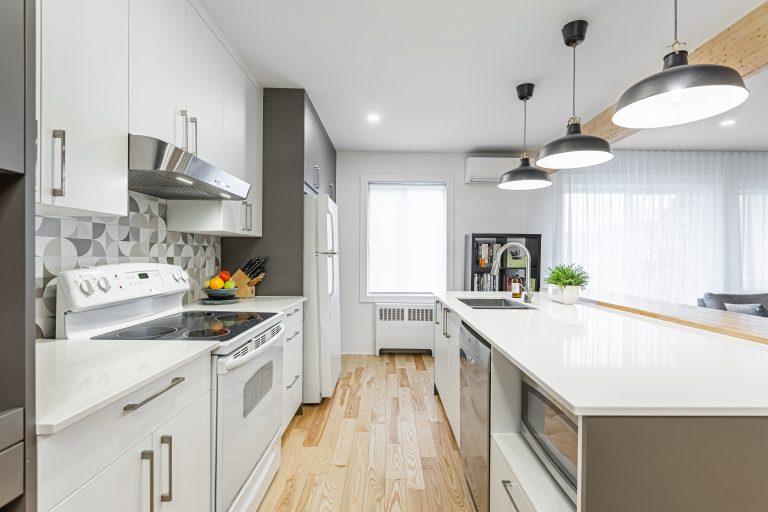 Sauvé   Open Space Kitchen